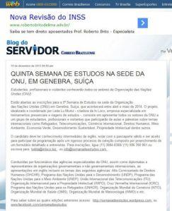 10-12-2013Correio Braziliense_5 semana de estudos
