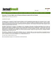 Jornal Brasil- 05 de junho 2014